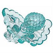 Bebelephant RazBerry Teether (Light Blue)
