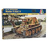 Italeri Sd.Kfz 139 Panzerjager Marder Iii 7060 1:72 Military Vehicle Model Kit