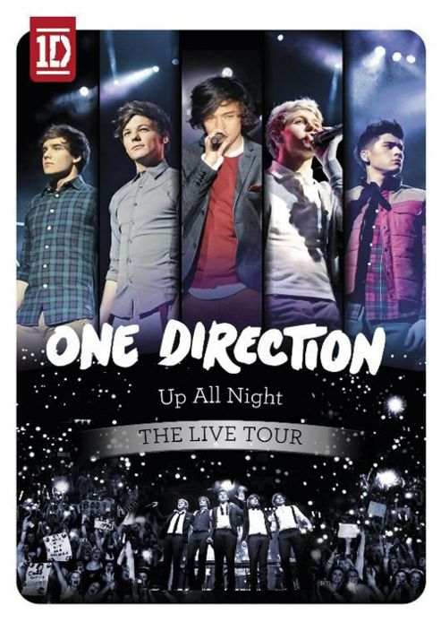 One Direction - The Live Tour - DVD