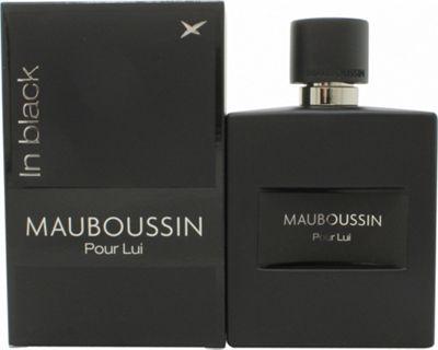 Mauboussin Pour Lui in Black Eau de Parfum (EDP) 100ml For Men