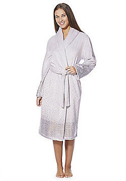 women 39 s dressing gowns women 39 s nightwear tesco. Black Bedroom Furniture Sets. Home Design Ideas