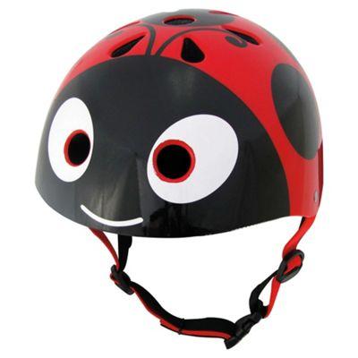 Kids Ladybird Helmet 48-52cm