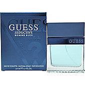 Guess Seductive Homme Blue Eau de Toilette (EDT) 50ml Spray For Men