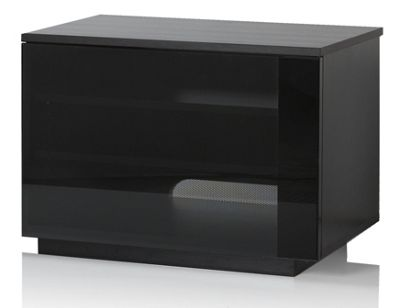 UK-CF New Barcelona Black TV Stand For TVs up to 42 inch