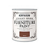 Rust-Oleum Chalky Furniture Paint - Salmon - 750ML