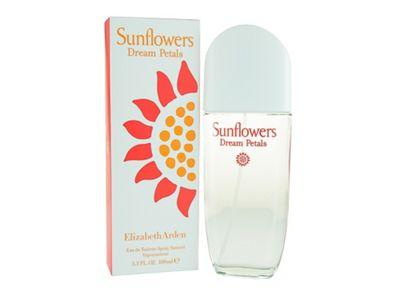 Elizabeth Arden Sunflower Dream Petals Eau De Toilette 100ml
