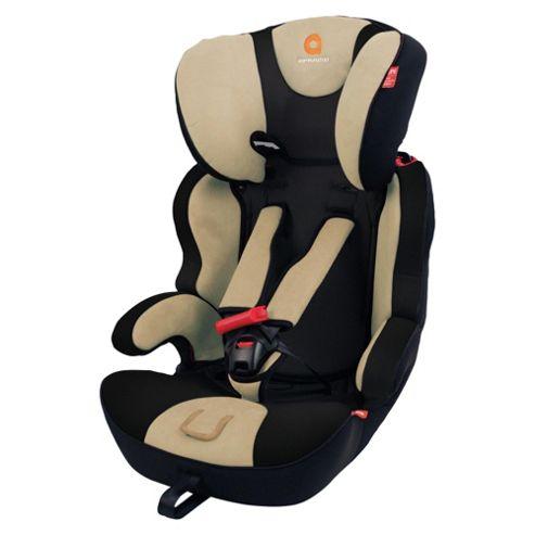 Apramo Hestia Car Seat, Group 1-2-3, Beige