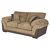 Kendal Jumbo Cord Sofa bed, Taupe