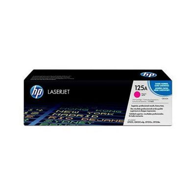 Hp Suppl Toner Hp Color Laserjet Cb543A Magenta Print Cartridge With Colorsphere Toner
