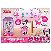 Disney Minnie Mouse Fashion Fun Doll