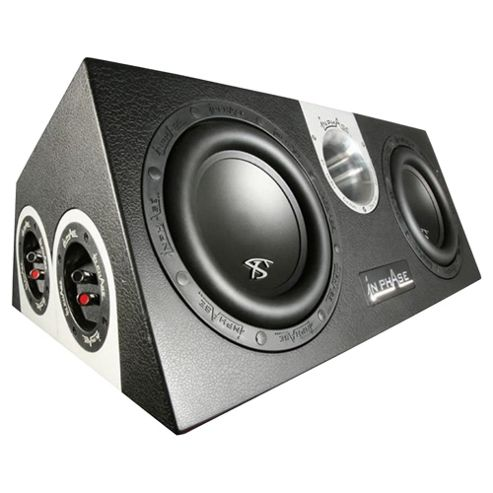 In Phase Speaker Enclosures XTB-210