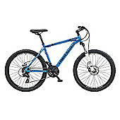 "Claud Butler Trailridge 1.4 Mens' 22"" Blue Mountain Bike"