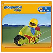 Playmobil 6719 1.2.3 Motorbike