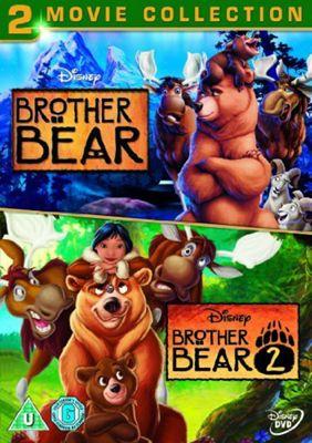Brother Bear 1 & 2 (DVD Boxset)