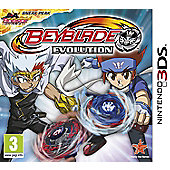 Beyblade Evolution - Nintendo3DS