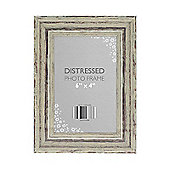 Country Club Distressed Photo Frame, Cream