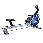 FluidRower VX-2 Full Commercial Fluid Rower (Adjustable Resistance)