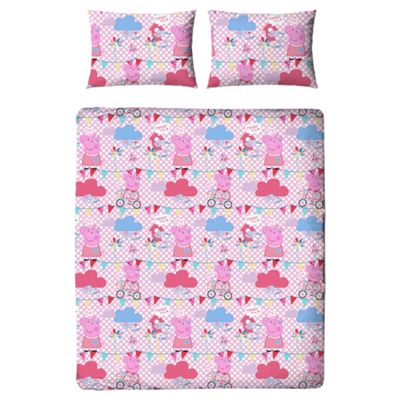 Peppa Pig Duvet Set Double