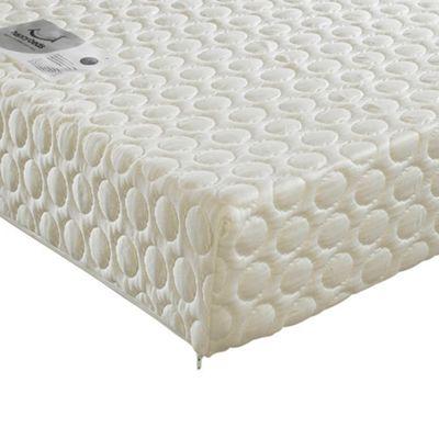 Happy Beds Impressions Cool Indigo Orthopaedic Memory Foam Mattress 3ft Single