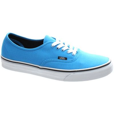 Vans Authentic Malibu Blue/Black Shoe SCQ80J