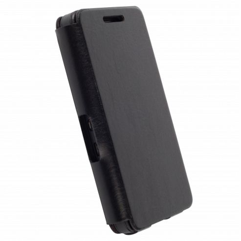Krusell Donso FlipCover Case for BlackBerry Z10 - Black