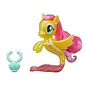 My Little Pony the Movie Fluttershy Seapony