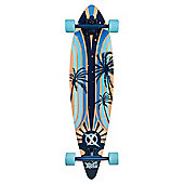 XOO Longboard Skateboard - Island 40