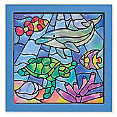 Stained Glass Made Easy- Ocean