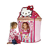 Hello Kitty Cupcake Pop Up Play Tent