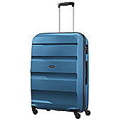 American Tourister Bon Air Large 4 Wheel Seaport Blue Suitcase