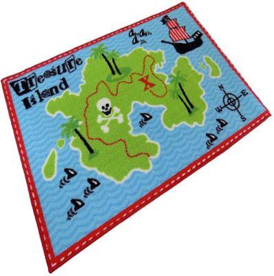 Treasure Island Mat 60 x 90 cm