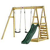 Plum Tamarin Wooden Playcentre