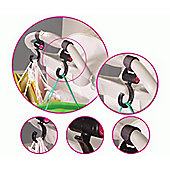 Hook n Stroll - the universal best selling buggy hook!