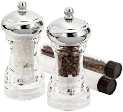 Judge Salt and Pepper Grinder Set with Refills