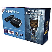 Now TV HD Digital Media Streamer Sky Cinema 1 Month Pass and Sky Store Voucher w/ Free Beast Pop! Figurine