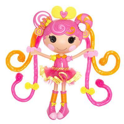 Lalaloopsy Stretchy Hair Doll