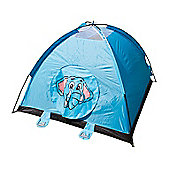 Jungle Animal Camping Play Tent - 115 x 115 x 84cm - Yellowstone
