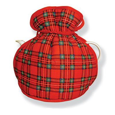 D&C Supplies New Royal Stewart Tartan D&C Design Muff Tea Cosy