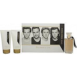 One Direction Between Us Gift Set 100ml EDP + 150ml Body Lotion + 150ml Shower Gel For Women