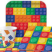 Block Party Party Pack - Value Party for 8