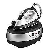 Pifco P22003 2300W Steam Generator Iron - Black/Silver