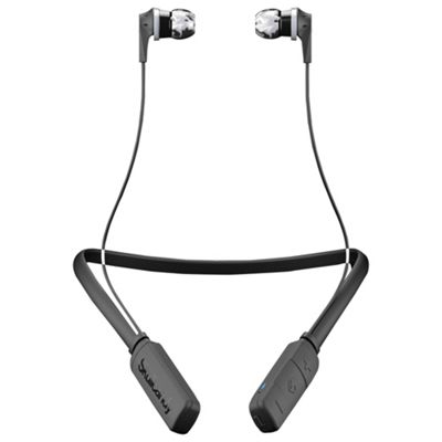 Skullcandy Ink'd 2.0 wireless earphones Black and Grey