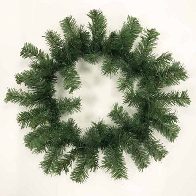 Alpine Fir 45cm Christmas Wreath - Medium
