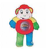 Happy Mummy Baby Bottle Buddy Monkey