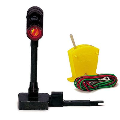 Hornby R406 Coloured Light Signal And R046 Switch Kit