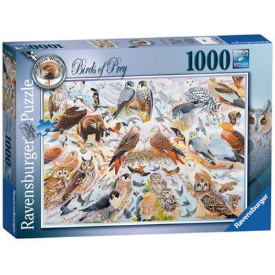 Ravensburger 1000 Piece Puzzle No.1 Avian World Birds of Prey