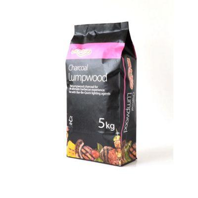 Bar-Be-Quick 5kg FSC Lumpwood Barbecue Charcoal
