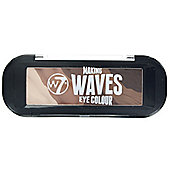 W7 Making Waves Eye 5 Colour Eyeshadow Palette-Entourage