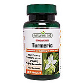 Natures Aid Turmeric 10,000mg - 60 Capsules