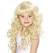 Smiffy's - Childs Princess Wig - Blonde